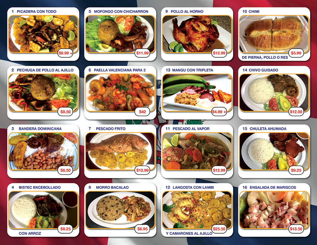 Menu2Go side2